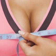 Powiększanie piersi implantem okrągłym