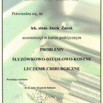 2007 Kurs: Problemy śluzówkowo-dziąsłowo-kostne Leczenie chirurgiczne