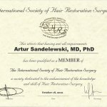 2012 International society of hair restoration surgery