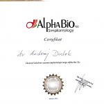 2016 Szkolenia systemu implantologicznego Alpha Bio Tec