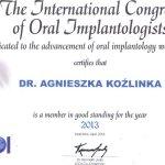 2013 Implantologia