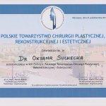2011 Chirurgia plastyczna, rekonstrukcyjna i estetyczna