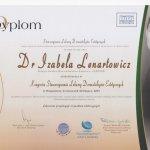 2013 Uczestnictwo w Kongresie Stowarzyszenia Lekarzy Dermatologów Estetycznych