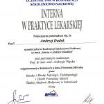 2003 Interna w praktyce lekarskiej