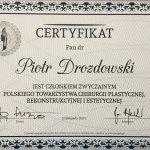 2017 dr Drozdowski