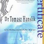COSMODERM XVII- Konferencja Stowarzyszenia Lekarzy Dermatologów Estetycznych. Warszawa