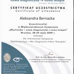 2009 Okulistyka - nowa diagnostyka - nowe terapie