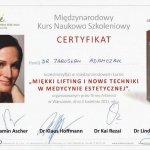 2011 Nowe techniki w medycynie estetycznej