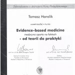 Medycyna oparta na faktach- Akademia Medyczna w Warszawie