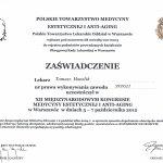 XII Międzynarodowy Kongres Medycyny Estetycznej i AntiAging. Warszawa