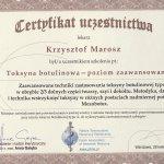 2013 Toksyna botulinowa - poziom zaawansowany
