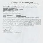 2006 Certyfikat 1