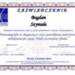 2010 Dr Bogdan Szymala - kurs z zakresu ultrasonografii