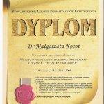 2005 Dr Małgorzata Kocot - wypadanie włosów i nadmierne owłosienie