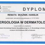 Alergologia w Dermatologii- Oddział Dermatologii Szpitala Specjalistycznego im. S. Żeromskiego w Krakowie
