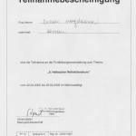2005 9 Hallescher Refraktionskurs