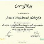 2008 Dr Aneta Majchrzak-Habryka - Heel