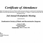 2009 2nd Annual Oculoplastic Meeting Southeastern Society of Plastic and Reconstructive Surgeons