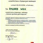 2006 Sympozjum Naukowe