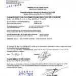 2003 Certyfikat STARVAC