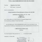 2008 Aktuelle Aspekte der Glaukomtherapie im Rahmen
