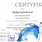 2013 Dr Małgorzata Kocot - Aqualyx