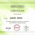 2011 Bielenda Professional Products