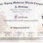 2011 Dr Małgorzata Kocot - Medispa Montecarlo