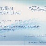 2012 Azzalure