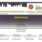 2012 8th Warsaw International Medical Congress