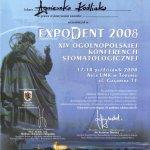 2008 Konferencja Stomatologiczna
