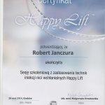 2014 Certyfikat