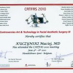 2010 CATFAS 2010 Controversies Art & Technology in Facial Aesthetic Surgery