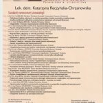 2007 Standardy nowoczesnej stomatologii