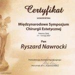 2007 Międzynarodowe Sympozjum Chirurgii Estetycznej