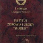2003 I miejsce w kategorii