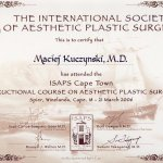 2006 ISAPS Cape Town Instructional Course on Aesthetic Plastic Surgery
