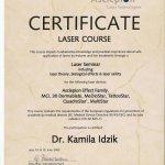 2009 Kamila Idzik - Asclepion lasery