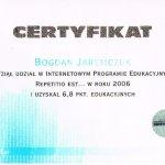 2006 Program edukacyjny Repetitio