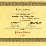 1993 Chirurgia laparoskopowa