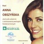 2011 Anna Obszyńska - peelingi fotodynamiczne