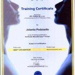 2008 Certyfikat - LIPO KONTOUR