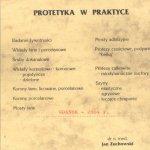 2004 Protetyka w praktyce