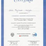 2005 Dr Aneta Majchrzak-Habryka - leczenie ran