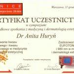 2004 Gwiazdkowe spotkanie z dermatologią i medecyną estetyczną.