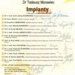 2005 Implanty