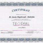 2008 Dr Aneta Majchrzak-Habryka - Teosyal