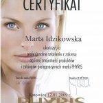 2009 Marta Idzikowska - Phyris
