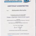 2009 Postępy w diagnostyce i terapii schorzeń rogówki