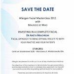 2011 Dr Aneta Majchrzak-Habryka - Save the date